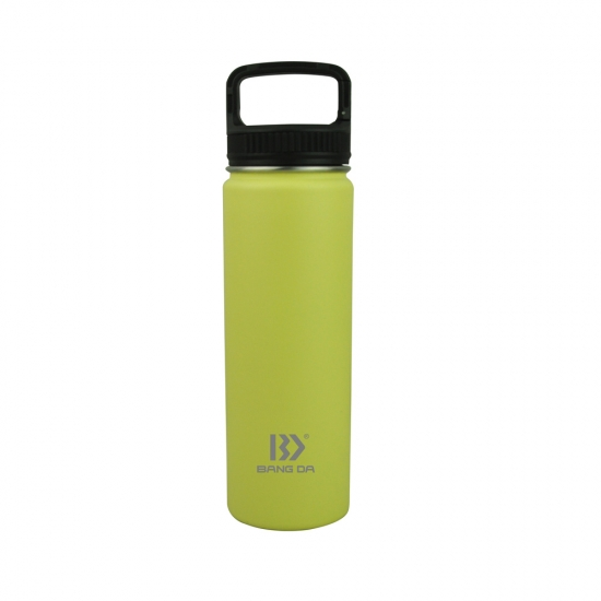 Wide-mouth Vacuum Insulated Water Bottle